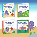 Couverture de l'ouvrage les découvertes d'Alba